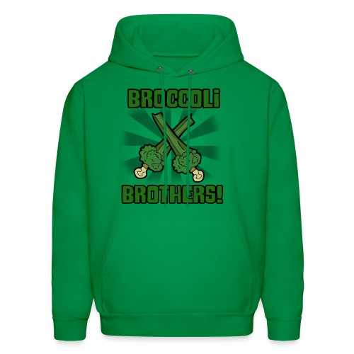 Broccoli Brothers! - Men's Hoodie