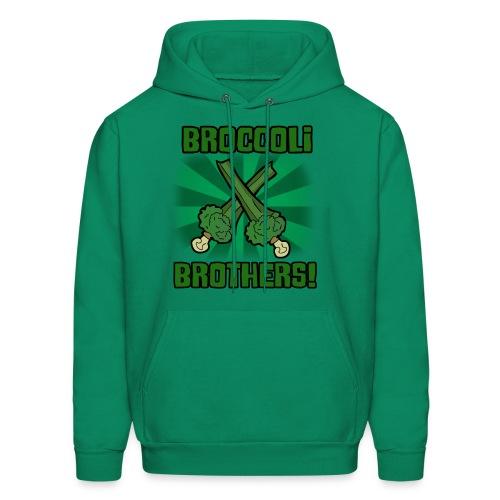 Broccoli Brothers! - Men's Hoodie