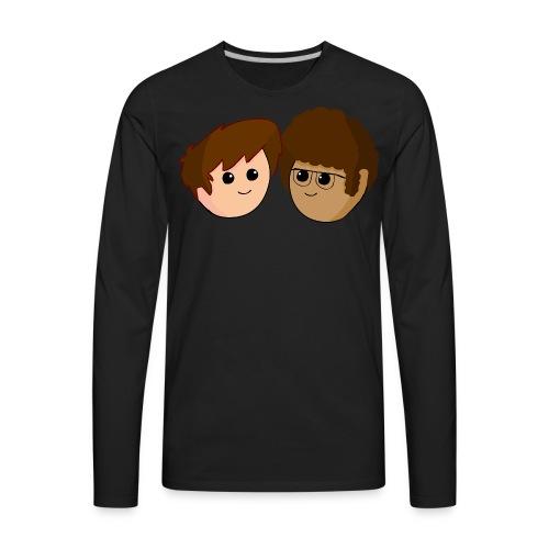 A Wanger's Love - Men's Premium Long Sleeve T-Shirt