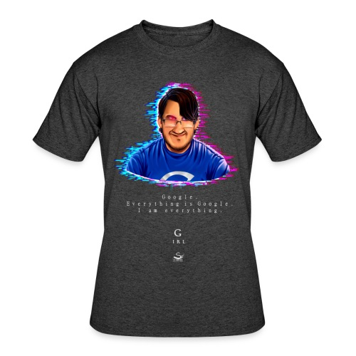 I Am Google | T-Shirt - Men's 50/50 T-Shirt