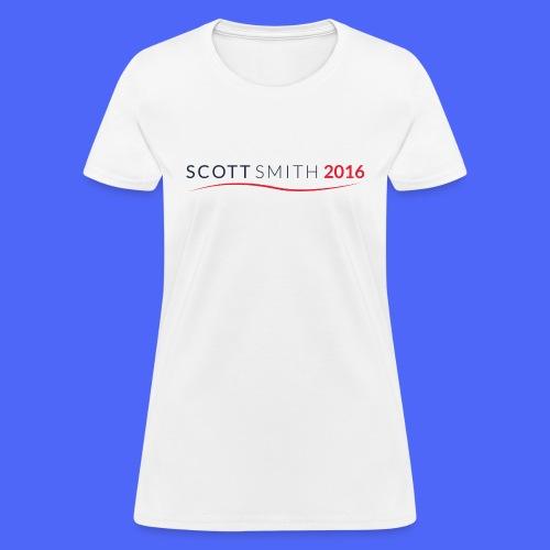 Women's Premium Tank Top (Swoosh) - Women's T-Shirt