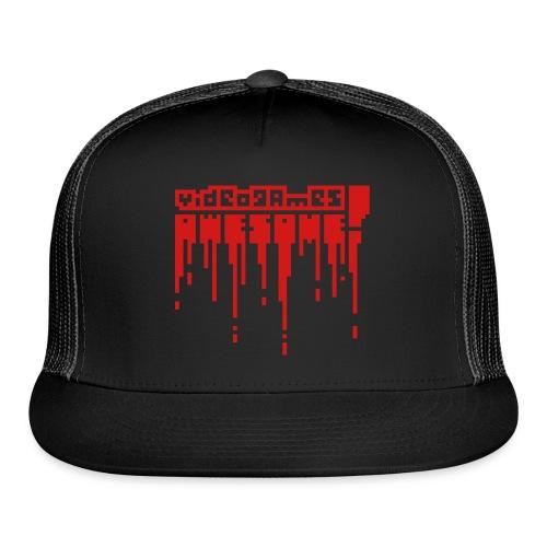 Bloody Logo - Trucker Cap