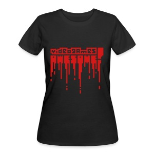 Bloody Logo - Women's 50/50 T-Shirt