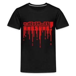 Bloody Logo - Kids' Premium T-Shirt