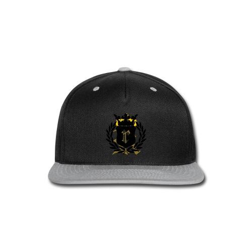 The Royal Kid design - Snap-back Baseball Cap