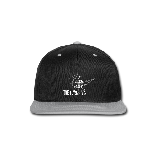 Flying V's Bandana - Snap-back Baseball Cap