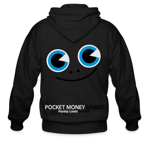 Pocket Money Loans - Men's Zip Hoodie