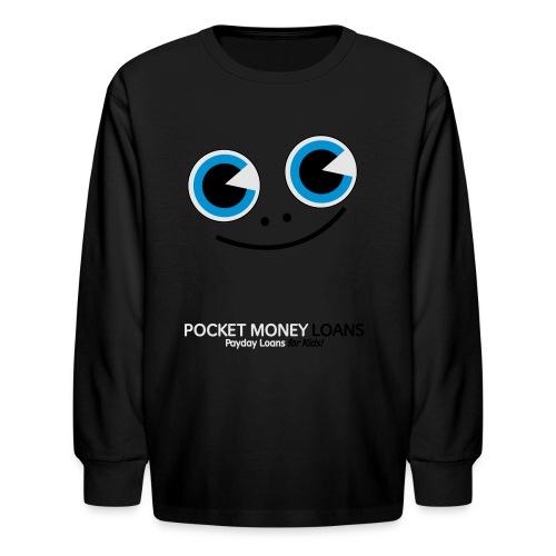 Pocket Money Loans - Kids' Long Sleeve T-Shirt