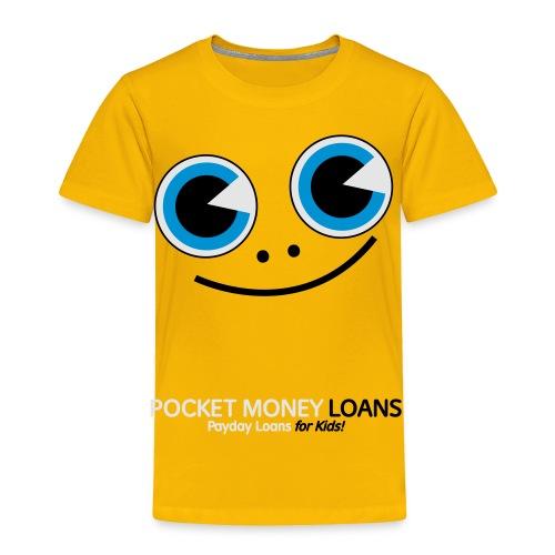 Pocket Money Loans - Toddler Premium T-Shirt