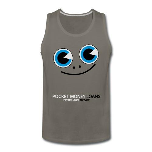 Pocket Money Loans - Men's Premium Tank