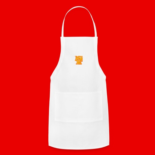 10Phoenix01 Back by Popular demand Quote Inverted White Mug - Adjustable Apron