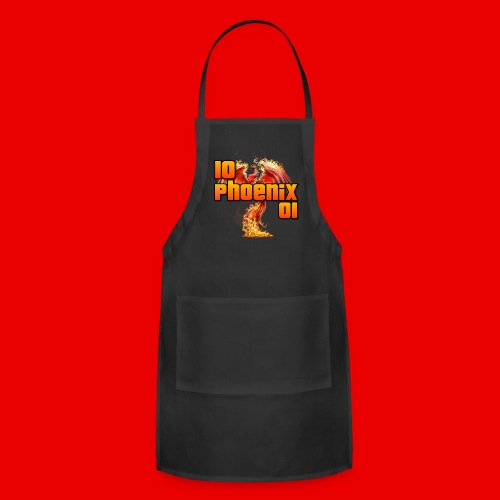 10Phoenix01 Tote - Adjustable Apron