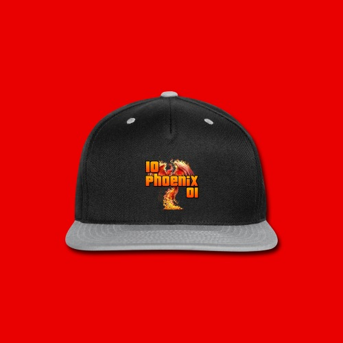 10Phoenix01 Tote - Snap-back Baseball Cap