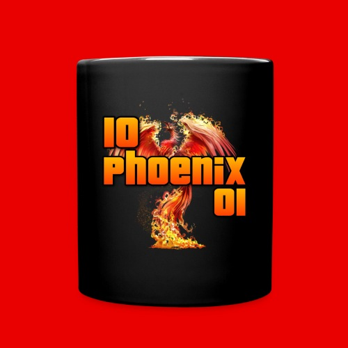 10Phoenix01 Tote - Full Color Mug