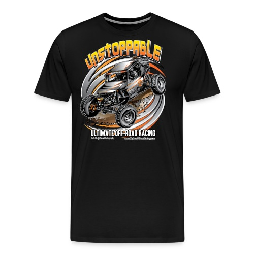 Unstoppable Ultra4 Buggy - Men's Premium T-Shirt