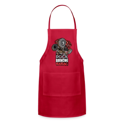 Rock Bouncing Maniac - Adjustable Apron
