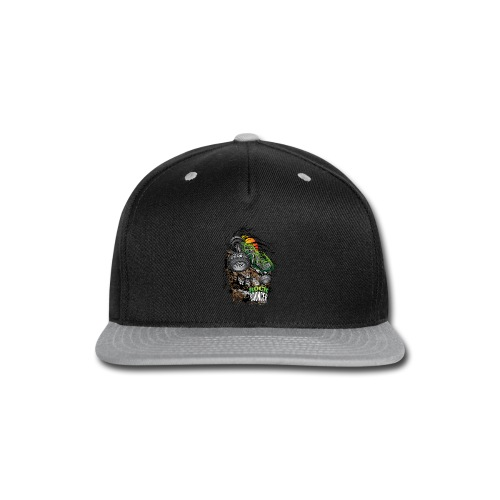 Rock Bouncer Sunset - Snap-back Baseball Cap