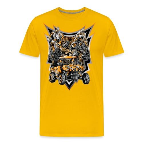Extreme Motorsports KTM - Men's Premium T-Shirt