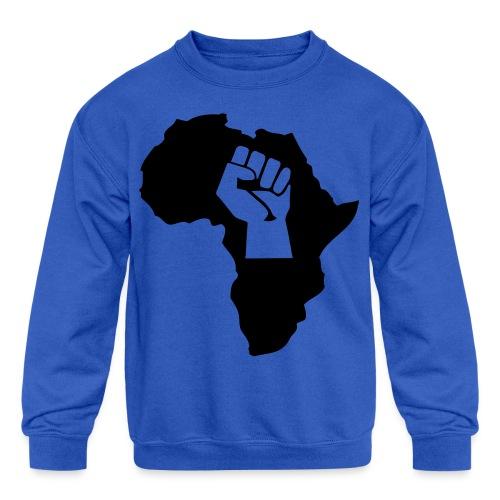 Power - Kid's Crewneck Sweatshirt