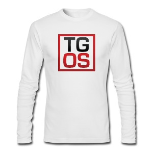 Women's White TGOS Tee - Men's Long Sleeve T-Shirt by Next Level