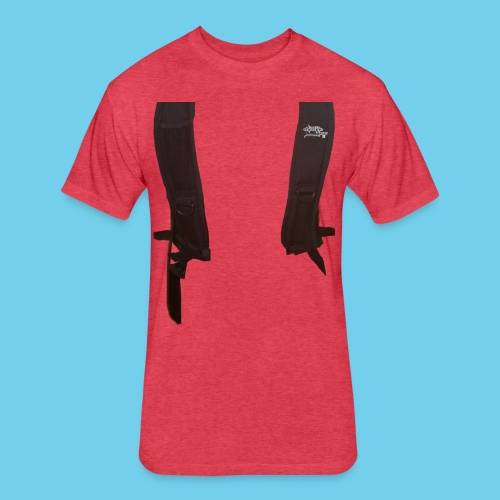 The Swim Bag- Women's Premium Tee - Fitted Cotton/Poly T-Shirt by Next Level