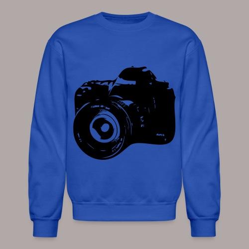 MENS T SHIRT - CAMERA - Crewneck Sweatshirt
