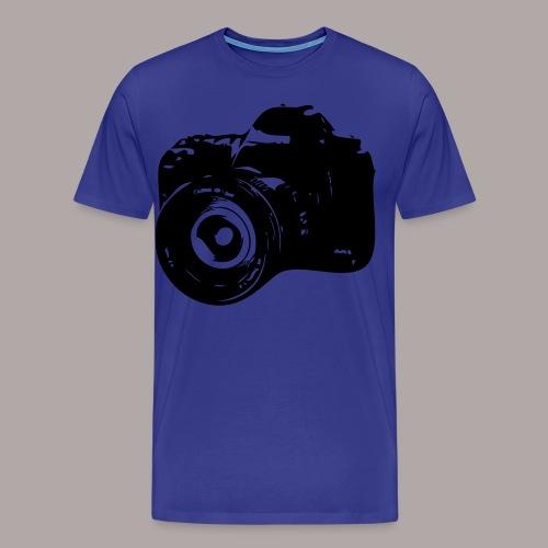 MENS T SHIRT - CAMERA - Men's Premium T-Shirt