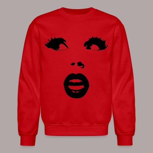 MENS T SHIRT - FACE - Crewneck Sweatshirt