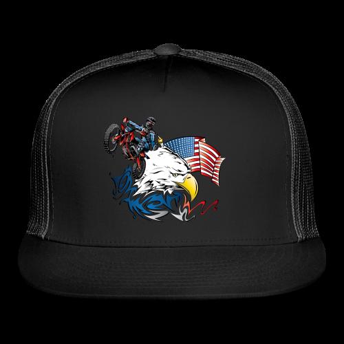 Motocross USA - Trucker Cap