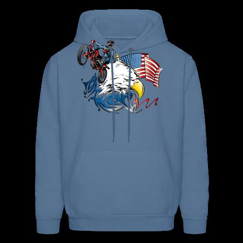 Motocross USA - Men's Hoodie