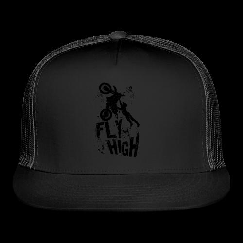 Motocross Fly High - Trucker Cap