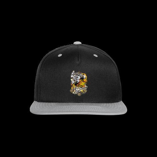 Motocross Mesh - Snap-back Baseball Cap