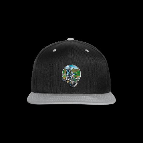 Motocross County Yamaha - Snap-back Baseball Cap