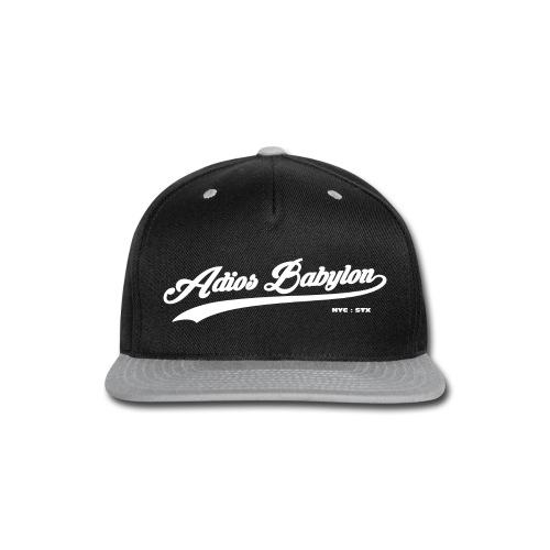 men's t-shirt - Snap-back Baseball Cap
