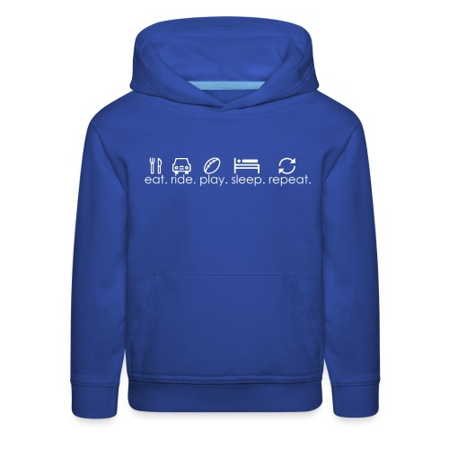 Football Sports Life - Little Kid - Kids' Premium Hoodie
