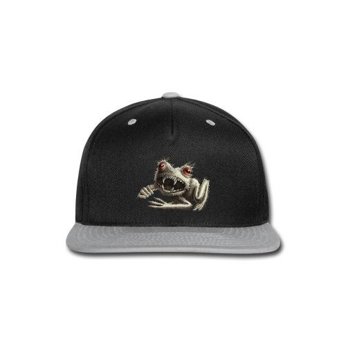 Monster Frog - Snap-back Baseball Cap