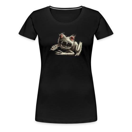 Monster Frog - Women's Premium T-Shirt