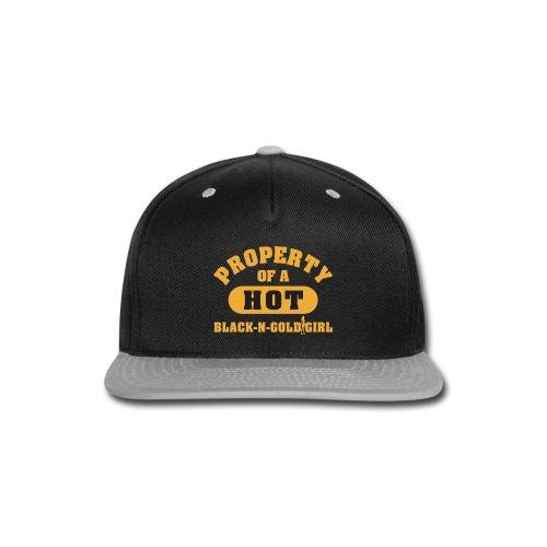 Property of a Hot BnGG - Snap-back Baseball Cap