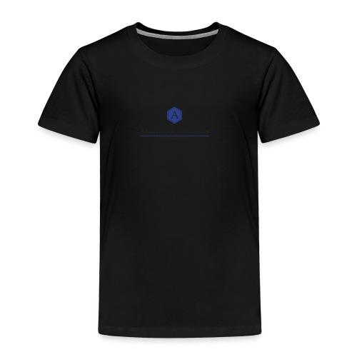 Baby Short Sleeve One Piece (full logo) - Toddler Premium T-Shirt