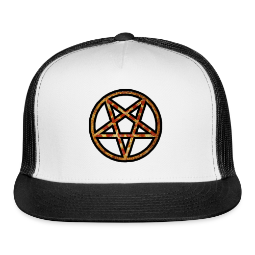 Logo Buttons  - Trucker Cap