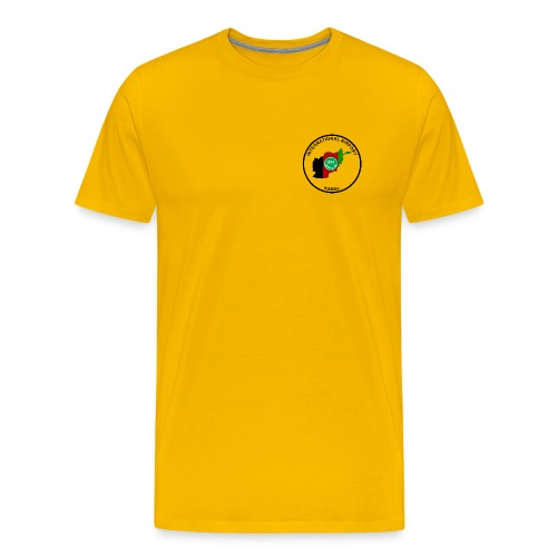 Kabul Red Roo T-Shirt - Brown - Men's Premium T-Shirt
