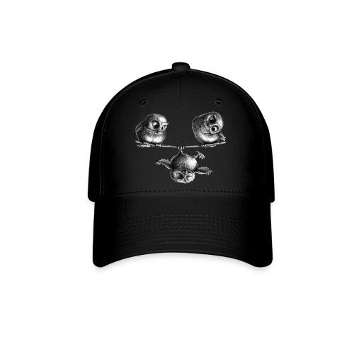 three owls - freedom & fun - Baseball Cap