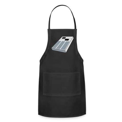 WebSynths Logo - Adjustable Apron