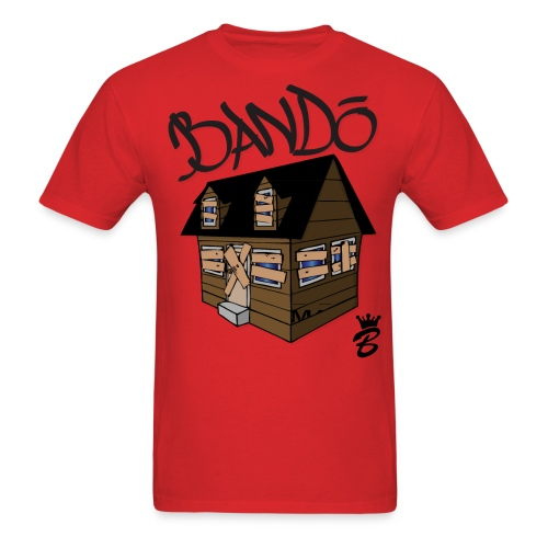 Bando Trappin - Men's T-Shirt