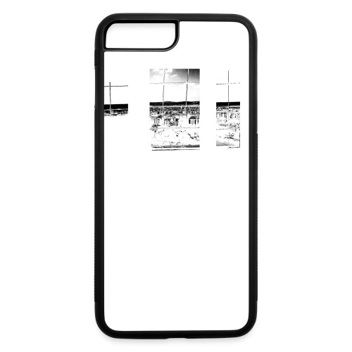 A City Separated - iPhone 7 Plus/8 Plus Rubber Case