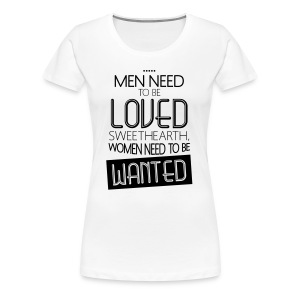 Women's Premium T-Shirt - quotes on tees,quotes and tshirt,quotes and tees,quote on tshirt,parody,fresh design,fresh,dopedesign,awsome,Swagg,Swag,No 1,Dopest,Dope