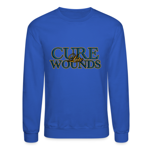 Cure Lite Wounds - Crewneck Sweatshirt