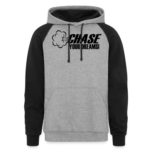 Chase your Dreams [Women] - Colorblock Hoodie