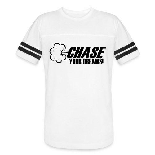 Chase your Dreams [Women] - Vintage Sport T-Shirt