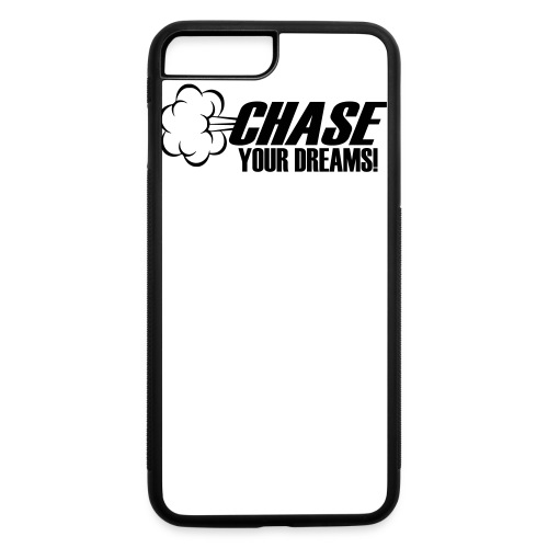 Chase your Dreams [Women] - iPhone 7 Plus/8 Plus Rubber Case